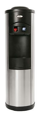 Quartz Floorstanding Plumbed In/mains Fed Cold / Ambient Water Cooler **new**