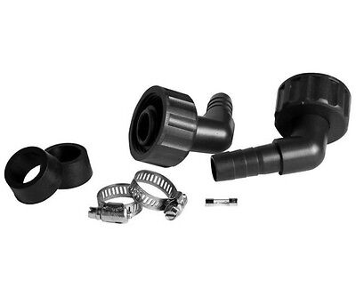 """Active Aqua Water Chiller Fitting Kit AACHF2, 3/4"""" Inch SAVE $$ W/ BAY HYDRO"""