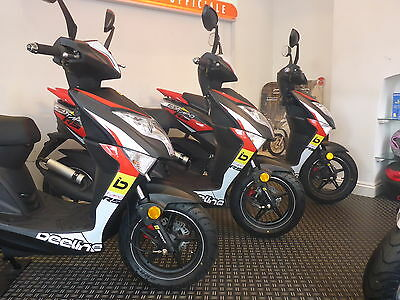 IMOLA RS 50cc  2016 - 66 Plate scooter moped speedfight aerox zip nrg sr 50
