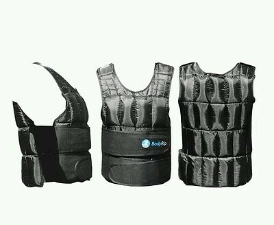 -20%2 Power fly  Deluxe Weighted Weight Vest 17.5kg