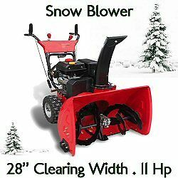 """SALE: reduced        Petrol Snow Clearing Machine 2 Stage K2 28"""""""