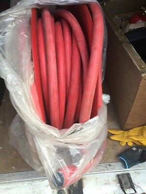 Fire Hose On Reel In Good Condition
