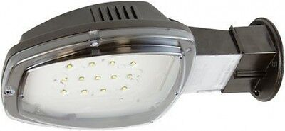 Lights of America LED Outdoor Security Down Light 3000 Lumen, Dusk to Dawn, Very