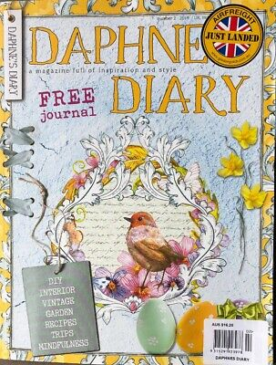 DAPHNE'S DIARY 2019: Number 2 - Free Journal New