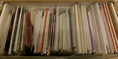 Huge job lot of approx 2100 greetings cards, all occasions, bargain price!