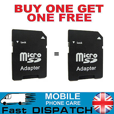 High Speed Micro Sd Memory Card Adaptor Buy One Get One Free