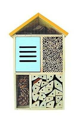 Nature's Way Bird Products CWH8 Better Gardens Deluxe Beneficial Insect House, 5