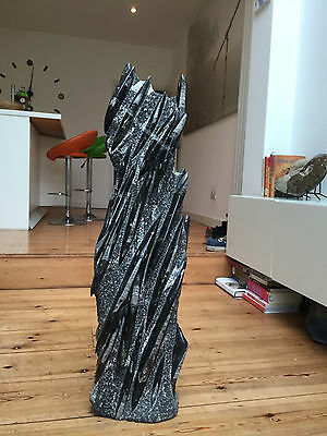 Orthoceras Tower Polished - VERY large c. 1m tall - free standing