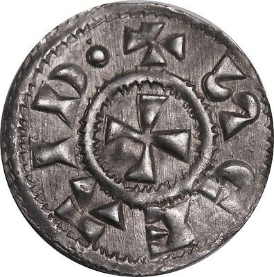 Viking, East Anglia, Silver Penny, 885-915