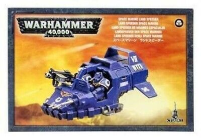 Space Marine Land Speeder New Warhammer 40k Citadel 40000 Games Workshop