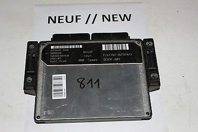 Calculateur NEUF R04010036B // FIAT46737473