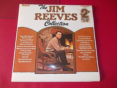 Jim Reeves Collection [2 Record Setlp 12 Inch Lp Records[Mixes Genre