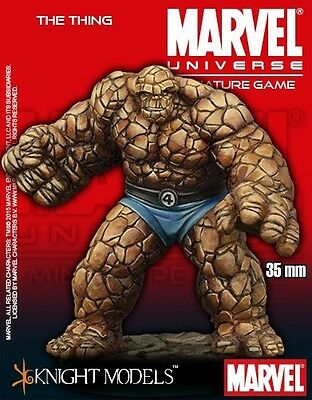 Thing Knight Models Marvel Miniatures Game New