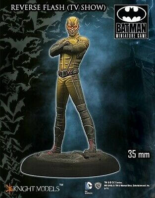 Reverse Flash Flash TV Series Knight Models Batman Miniatures Game DC Comics New