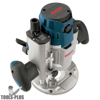 2.3 HP Plunge Router Bosch Tools MRP23EVS New