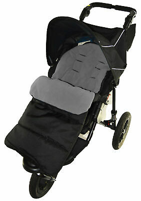 Footmuff / Cosy Toes Compatible with Out N About Nipper Single 360 Pushchair Dol