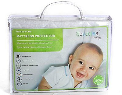 SCUDDLES Crib sheet Mattress Pad cover for babies