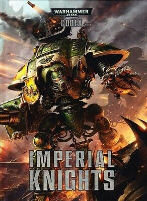 Imperial Knights Codex (Deutsch) Softcover Imperiale Ritter Warden Paladin Rules