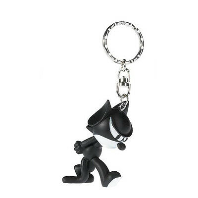 FELIX THE CAT KEYRING Demons & Merveilles figure KEY RING figurine RARE
