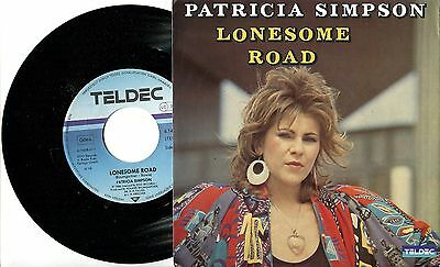 Patricia Simpson - Lonesome Road / Lonesome Road (instr)