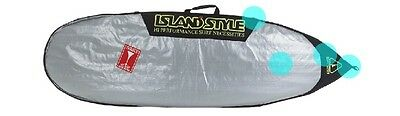 Housse de Surf Island Style Surboard Cover Bag 6'3 Polypro
