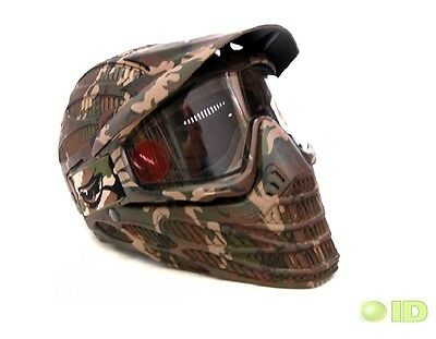 JT Spectra Flex 8 Full Coverage Camo