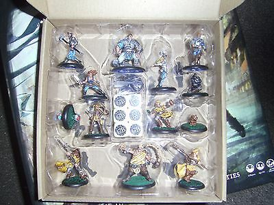 Painted Guild Ball 2 Player Starter set