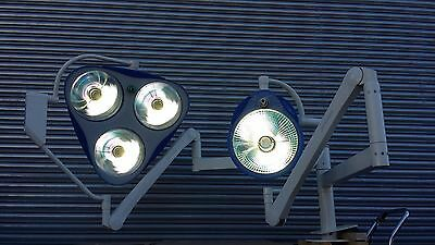 HANAULUX BLUE 130/90 Operating Theatre Surgical Hospital Medical Light Lamp