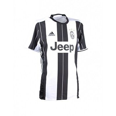 Adidas Juventus FC maglia home 2016/2017 - (Bianco/Nero) - Official Product -
