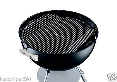 Weber 7436 Replacement Hinged Cooking Grate For 22 1/2 Grills