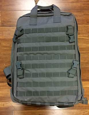 Medical Combat Systems  Slim Medical Backpack Mojo 490 in Foliage Green (Empty)