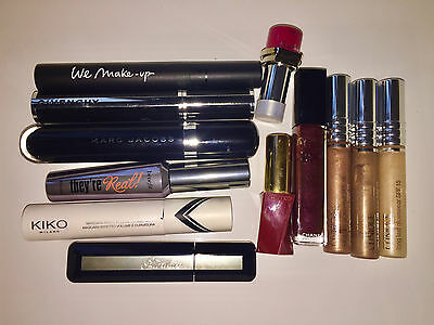 Lotto Make Up Chanel, Guerlain, Givenchy, Benefit, Marc Jacobs, Clinique...