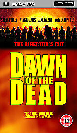 Dawn Of The Dead [Director's Cut] [UMD Mini for PSP], Good DVD, Michael Barry, K