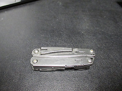 """""""LEATHERMAN SIDEKICK"""" Multi tool,14 in 1 stainless, excellent shape"""