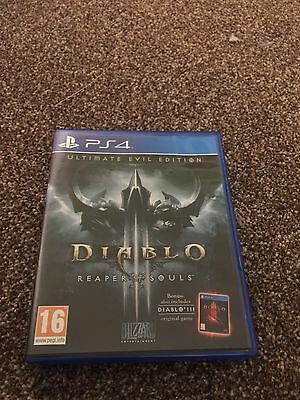 Diablo 3 PS4 Game