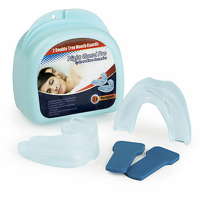 Stop Snoring Apnoea  - Snore Cure Stop Snoring Device - Bruxism Teeth Clenching