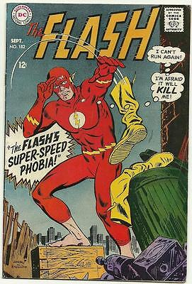 The Flash # 182 , 183 , 186 Nice Lot