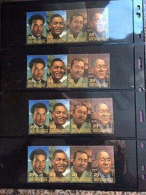 MICRONESIA stamps (16) MNH