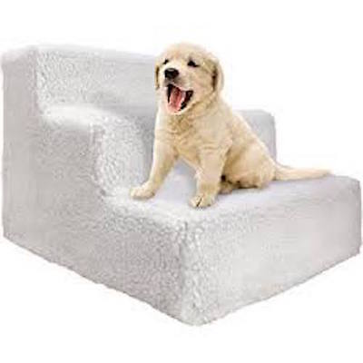 OxGord Portable Pet Stairs