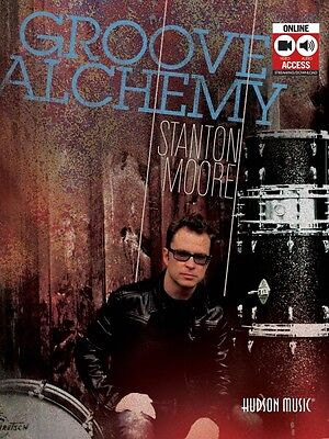 Groove Alchemy DVD Book with Online Media Access NEW 000217070