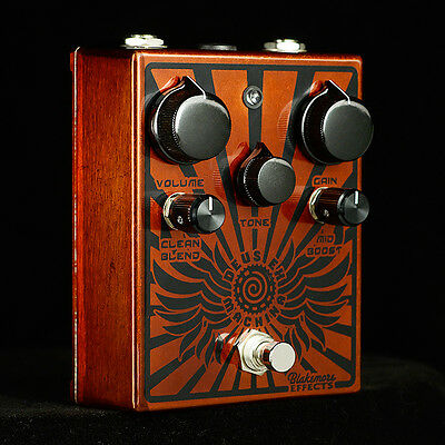 Blakemore Effects Deus Ex Machina Fuzz