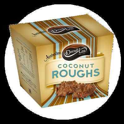 Darrell Lea Coconut Roughs Gifting Box 220g