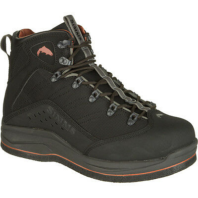 NEW IN BOX Simms VaporTread Vapor Wading Boots Fly Fishing - Felt - Men's - -10