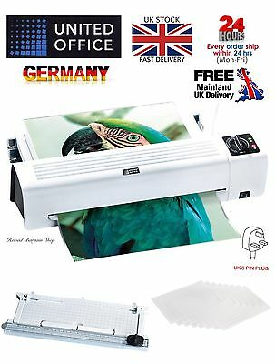 High Quality United Office A3 Laminator