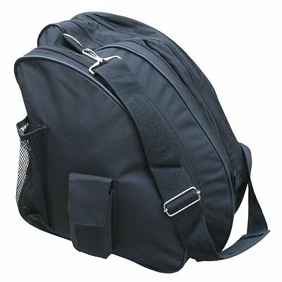 A&R Sports Deluxe Skate Bag (Black)