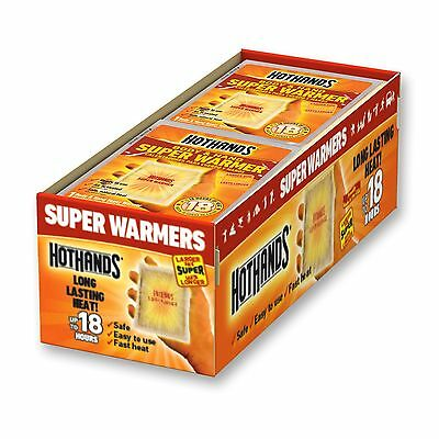 HotHands Body & Hand Super Warmer (40 count)