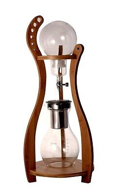 Tiamo Cold Brew / Drip Coffee Maker - Tiamo BAMBOO