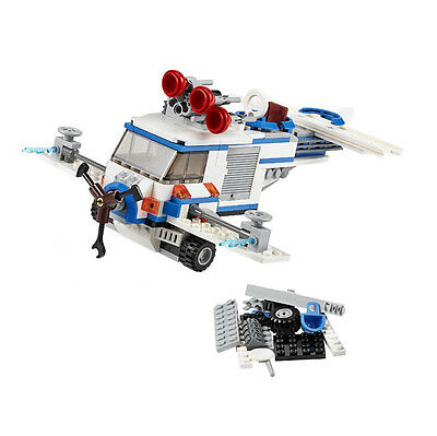 Lego 70811 Flying Flusher Vehicle ONLY No Box No Minifigures w Instruction Decal