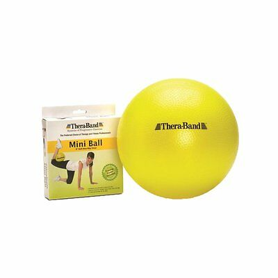 TheraBand Mini Ball, For Strengthening the Abdominals, Core and Back