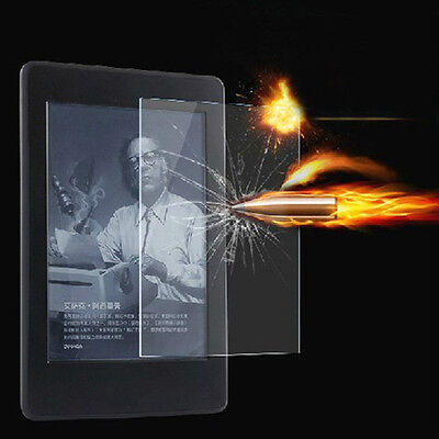 6 Inch 9H Tempered Glass Film Screen Protector for Kindle Paperwhite 1/2/3